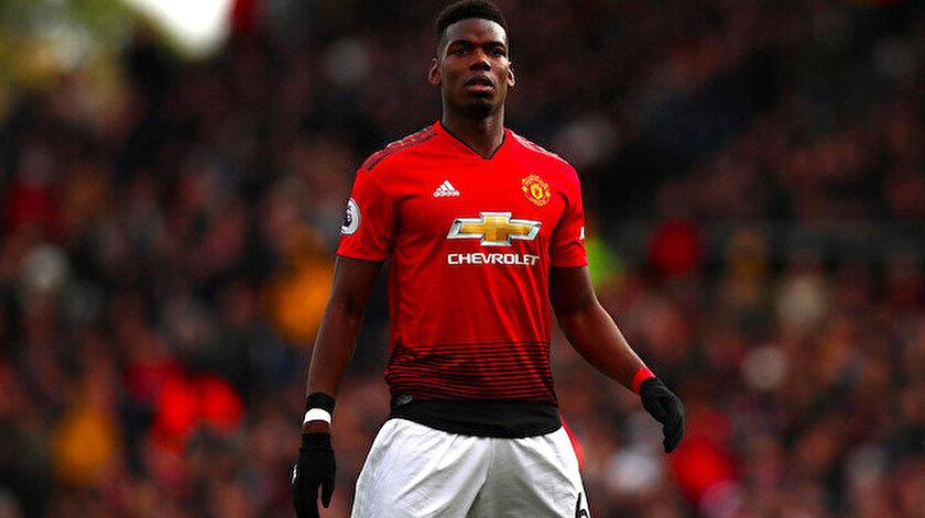 Manchester United Paul Pogbaya servet teklif edecek