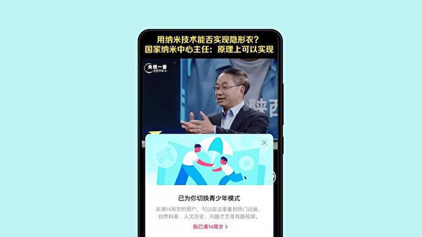 Çin çocukların TikTok kullanımını günlük 40 dakikayla sınırlandırıyor