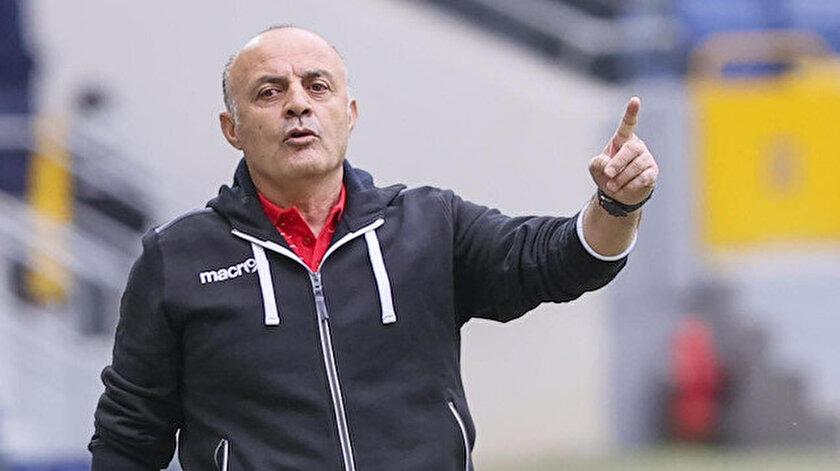 Bursasporun yeni teknik direktörü belli oldu