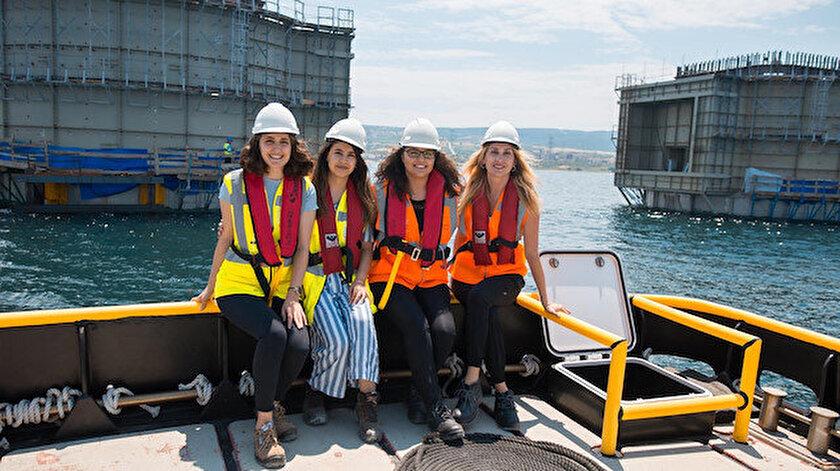 'Türkiye'nin Mühendis Kızları' yeni iş birlikleri ile güçleniyor