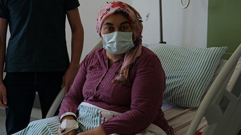 Korktuğu için aşı yaptırmayan hamile kadın koronavirüse yakalandı: Pişmanım keşke aşı olsaydım