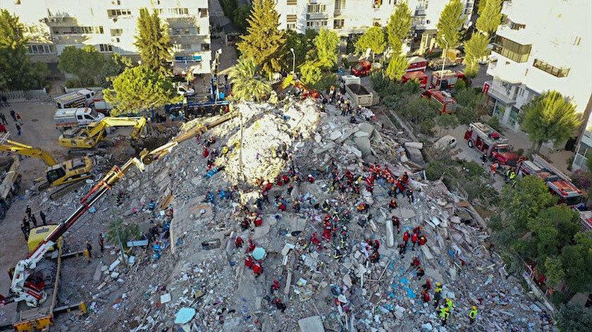 İzmir depreminde 32 kişinin can verdiği Emrah Apartmanına ilişkin iddianame kabul edildi