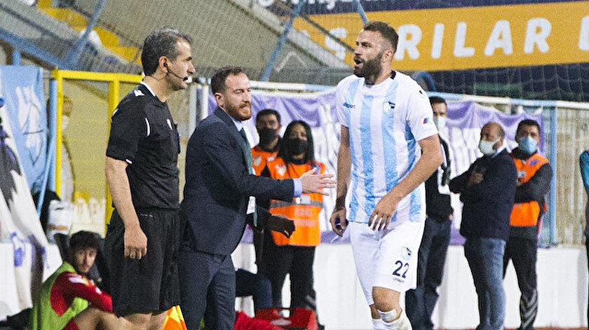 Mustafa Yumluya 4 maç ceza