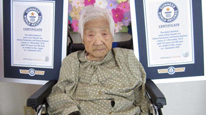 Dünyanın en yaşlı ikizleri: Guinness Rekorlar Kitabına girdiler