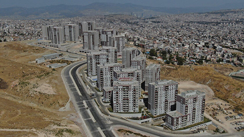 TOKİ'den İzmir Yenitepe'de 267 konut müzayedesi