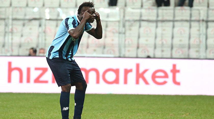 Mario Balotelli golü attı sevinci ortalığı karıştırdı