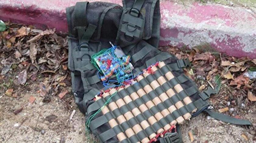 Diyarbakırda PKKnın bombacısı yakalandı