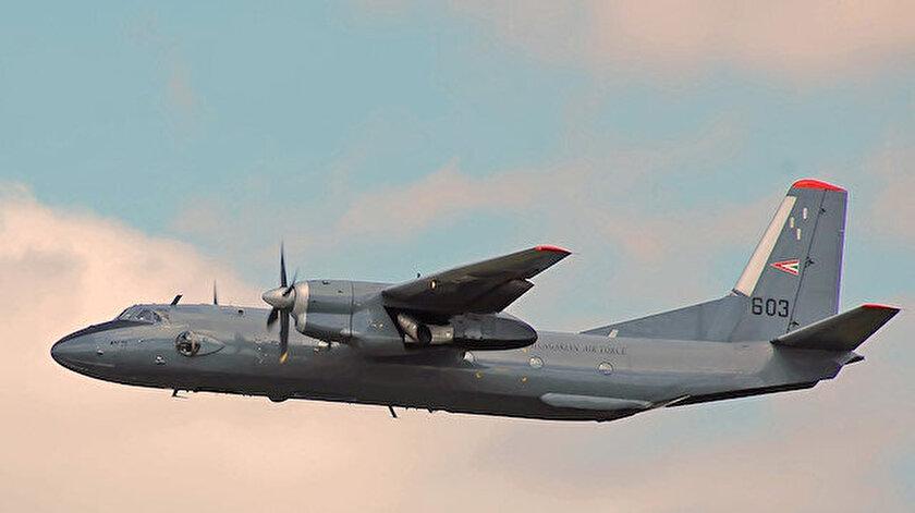 Rusyada içinde 6 kişinin olduğu uçak radardan kayboldu