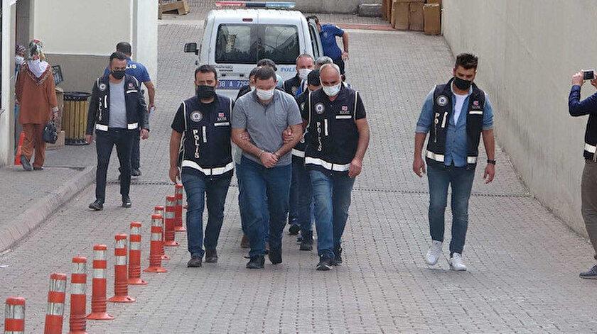 Kayseri haberleri: FETÖ şüphelileri gaybubet evinde sahte kimliklerle yakalandı