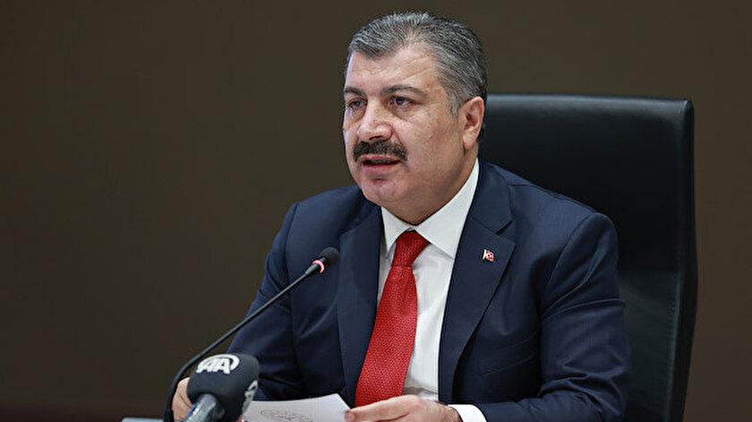 Sağlık Bakanı Fahrettin Kocadan Bilim Kurulu sonrası yazılı açıklama: Okulların asla kapanmayan kurumlar olması konusunda ısrarlıyız