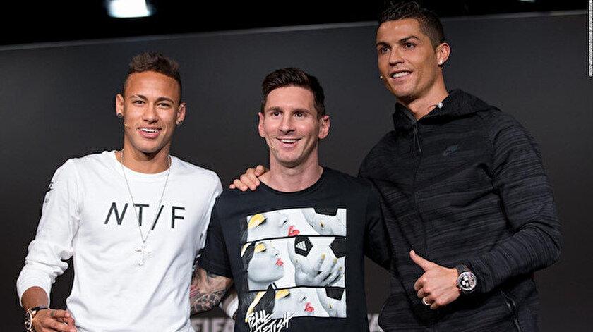 Dünyada en çok kazanan futbolcu kim?