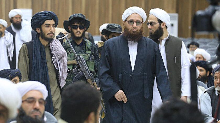 Talibandan BMye mektup: Genel Kurul görüşmelerine katılmayı talep ettiler