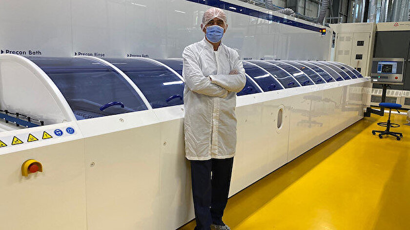 ODTÜlü profesör önerdi: Türkiyenin elektrik enerjisini üretmek için Tuz Gölü kadar güneş paneli yeter
