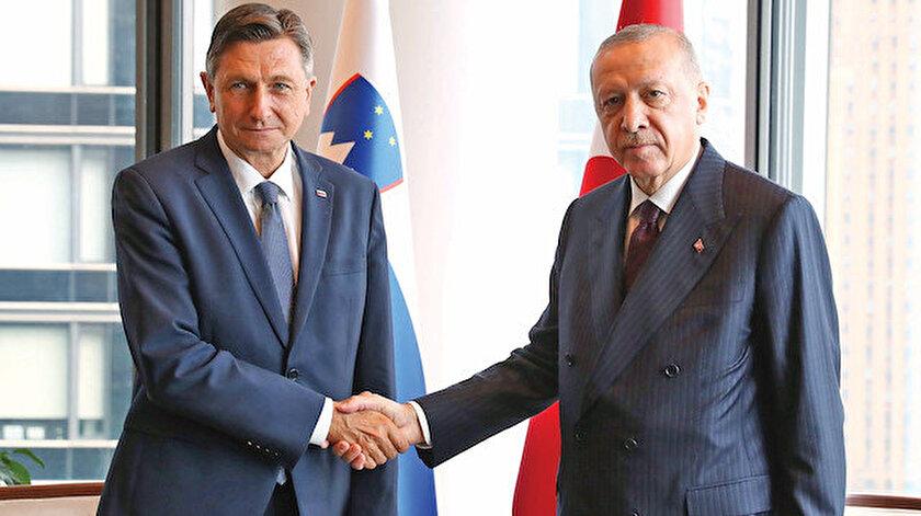 Türkevi'nde diplomasi trafiği