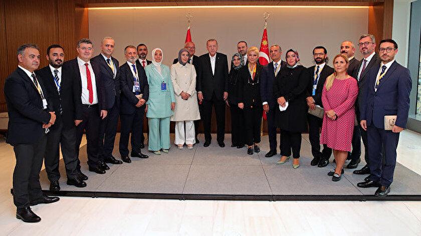 Cumhurbaşkanı Erdoğan: F-35i alamazsak başkasına gideriz