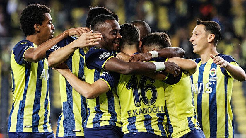 Fenerbahçe-GZT Giresunspor maç özeti ve golleri izle