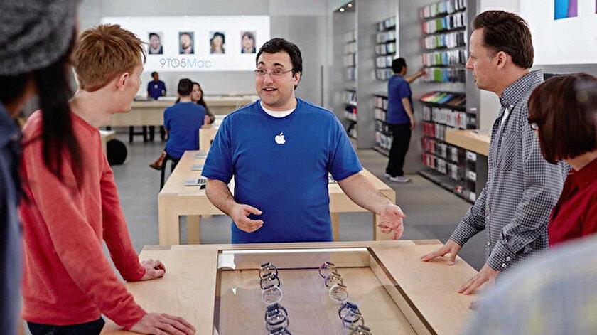 ABDli dev teknoloji şirketi Apple çalışanlarına bin dolar ikramiye verecek