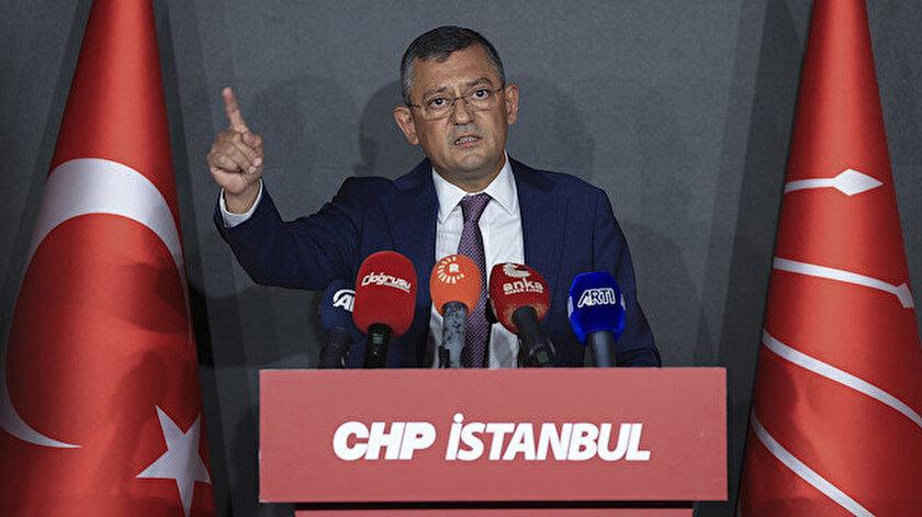 CHPli Özgür Özelin büyük çelişkisi: Haksızlığa uğradığını savunduğu Demirtaş için Dağdan talimat alıyor demişti