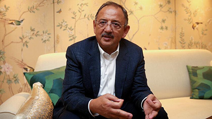 AK Parti Genel Başkan Yardımcısı Mehmet Özhaseki: Bütün belediyelerimiz sonuna kadar öğrencilerimize yardımcı olacak