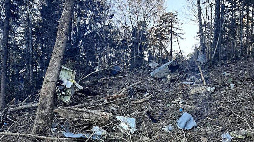 Türkiyeden Rusyaya düşen uçak nedeniyle taziye mesajı