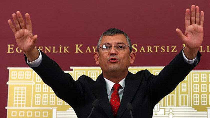CHPli Özgür Özel: HDP'lilerin eleştirileri bizim için kıymetli