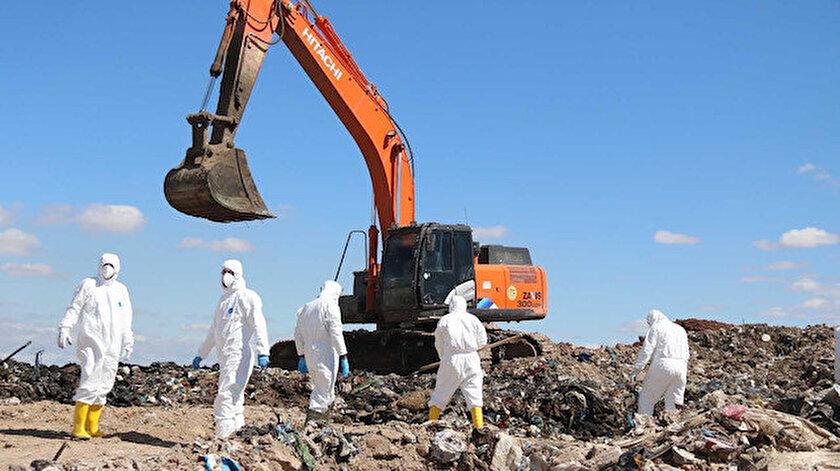 Korkunç son: Şehir çöplüğünde aranıyor