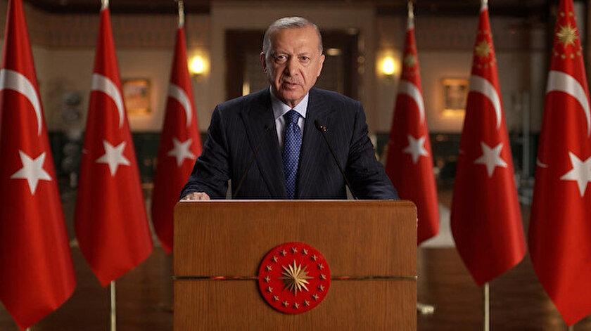 Cumhurbaşkanı Erdoğan: Ülkemiz iklim kriziyle mücadelede üzerine düşeni yapmaya devam edecektir