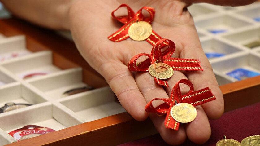 Altın fiyatları yükseliyor: İşte 24 Eylül Cuma gram altın ve çeyrek altın fiyatları