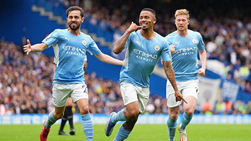 Premier Lig: Chelsea Manchester City maç özeti izle