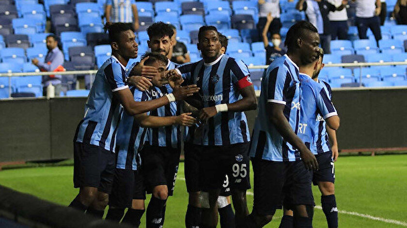 Adana Demirspor-Gaziantep maç özeti ve gollerini izle