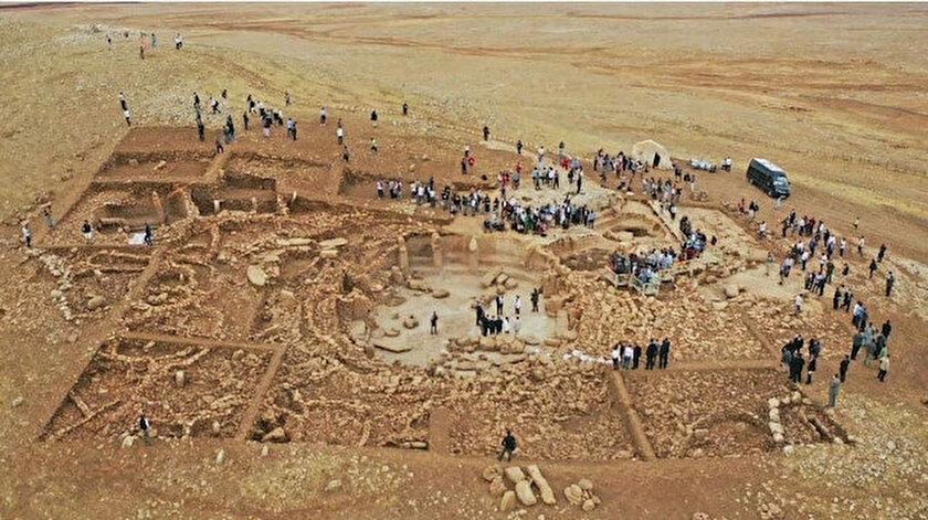 Göbeklitepeye rakip çıktı: Karahantepe daha eski