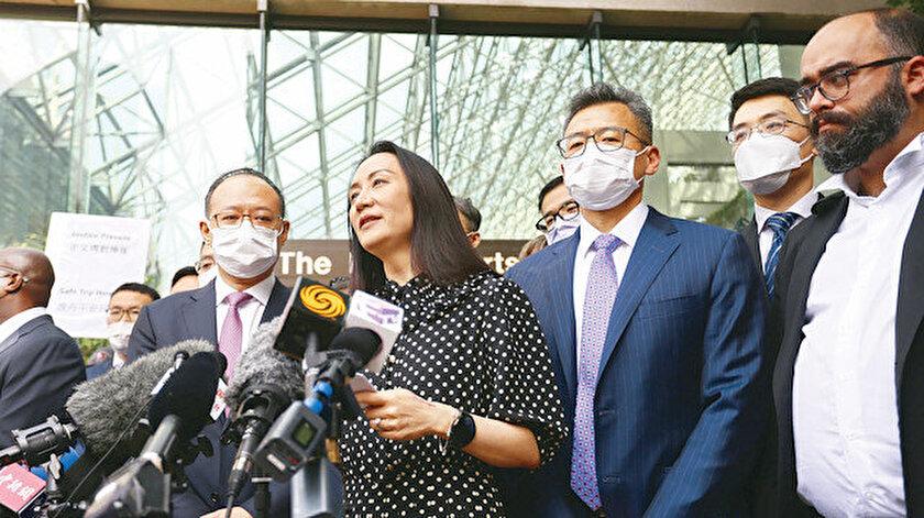 Yeni soğuk savaşta tutsak değişimi: Huawei yöneticisi Meng Wanzhou serbest bırakıldı