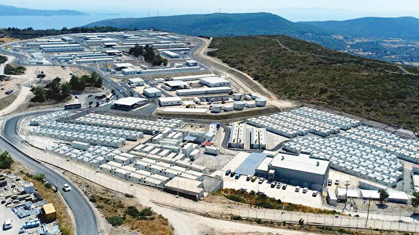 Mülteci kampı değil cezaevi: Herkes buradan kaçmaya çalışıyor