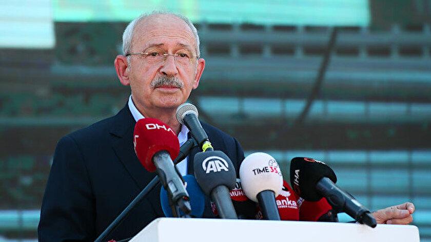 Kılıçdaroğlundan İzmire verilen krediyi hükümet engelliyor yalanı