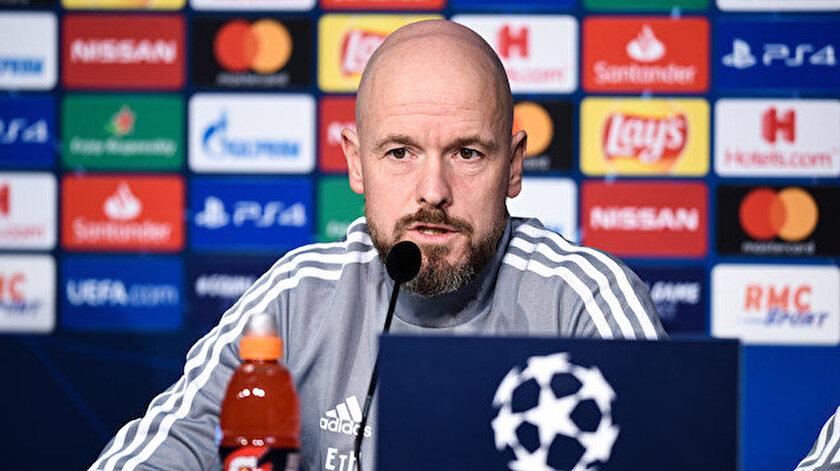 Ajaxın hocası Beşiktaşta çekindiği futbolcuyu açıkladı