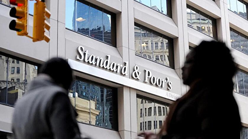 Standard & Poors Türkiyeye yönelik 2021 yılı için ekonomik büyüme tahminini yükseltti
