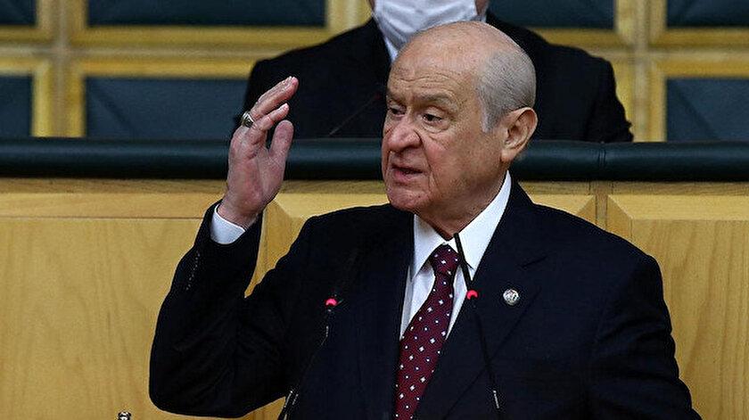 Devlet Bahçeliden ABDye Ülkü Ocakları tepkisi: Türkiye ABDnin 51'inci eyaleti değildir
