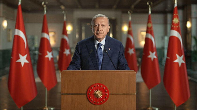 Cumhurbaşkanı Erdoğan: Aşıya erişim evrensel sağlık hakkıdır