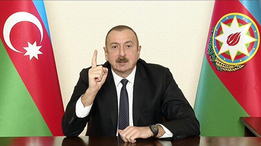 İran yönetimi Aliyevin sözlerinden rahatsız oldu: İlişkiler iyiyken bu açıklamanın yapılması şaşırtıcı