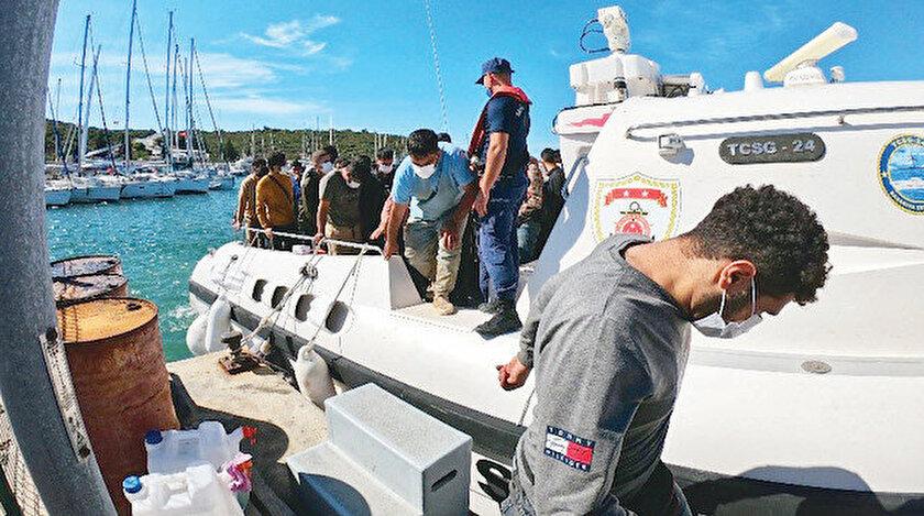 Egede yine Yunan vahşeti: Göçmenleri çekiçle darp ettikten sonra denize atıp boğdular