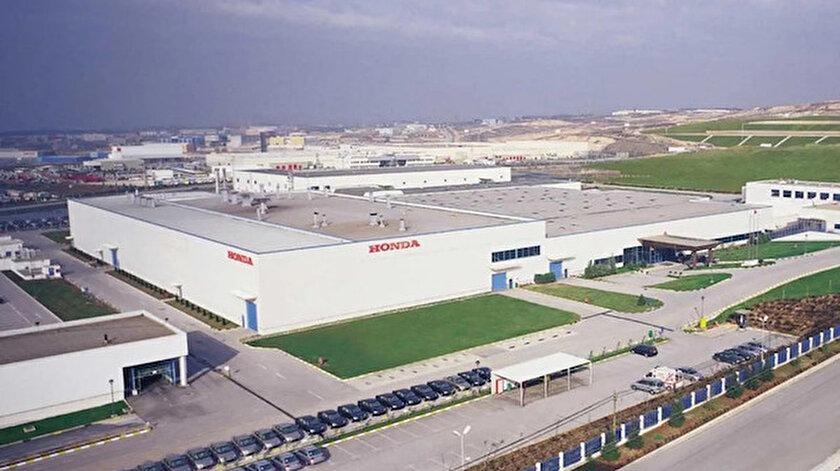 Son araba banttan indi: Honda Türkiye'deki fabrikasını kapattı