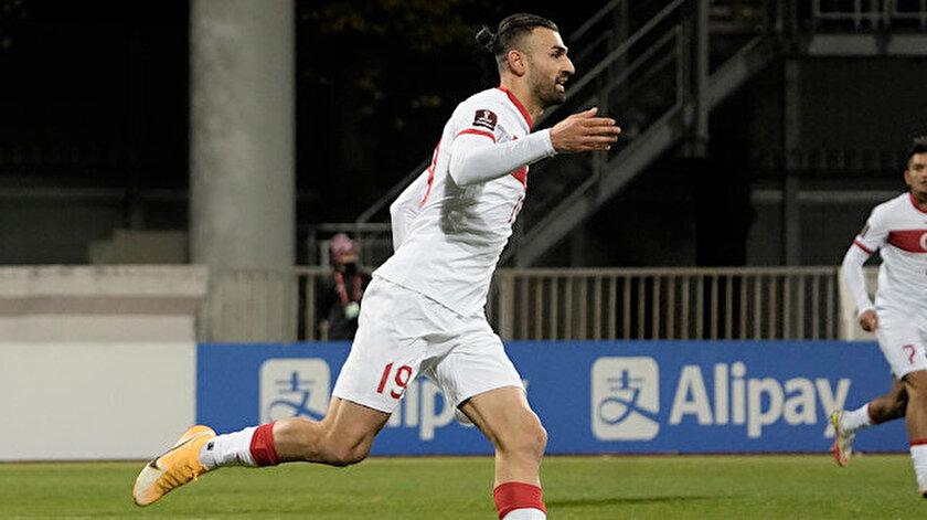 Canlı skor: Letonya-Türkiye maçı kaç kaç? Golleri kim attı?
