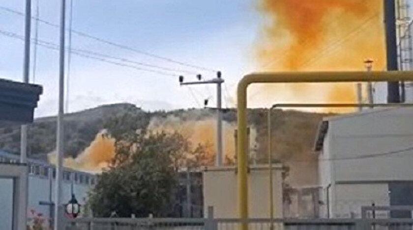 Bursada fabrikada patlama: Bir işçi öldü, 3 işçi yaralandı