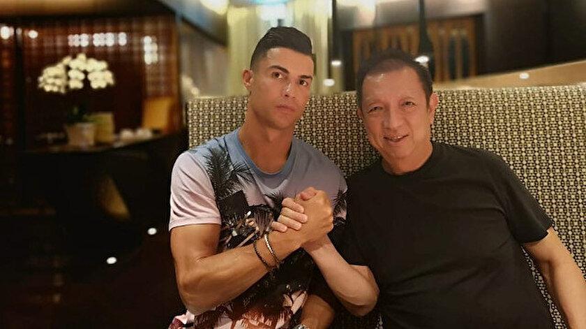 Ronaldodan yeni proje: Futbolu bir daha asla aynı şekilde göremeyeceksiniz