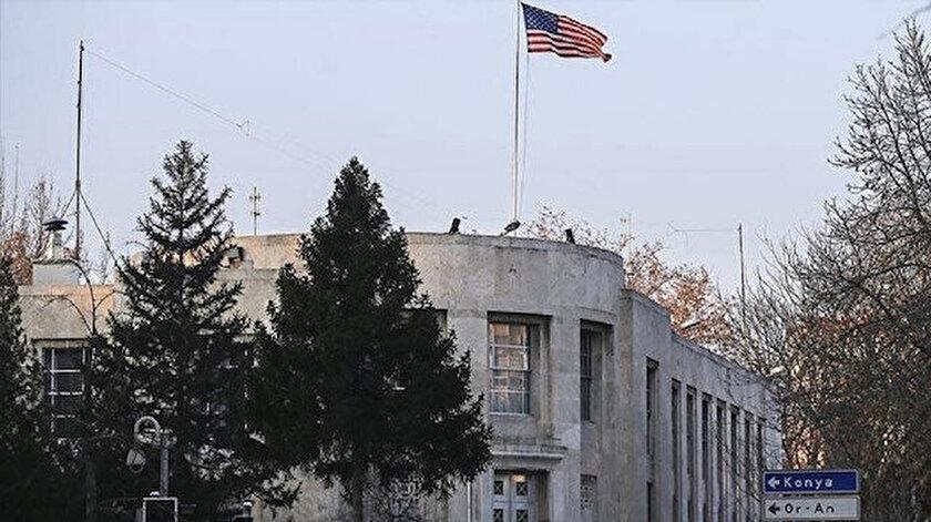 ABD Ankara Büyükelçiliği: Karkamışta Türkiyeye yönelik gerçekleştirilen saldırıyı kınıyoruz