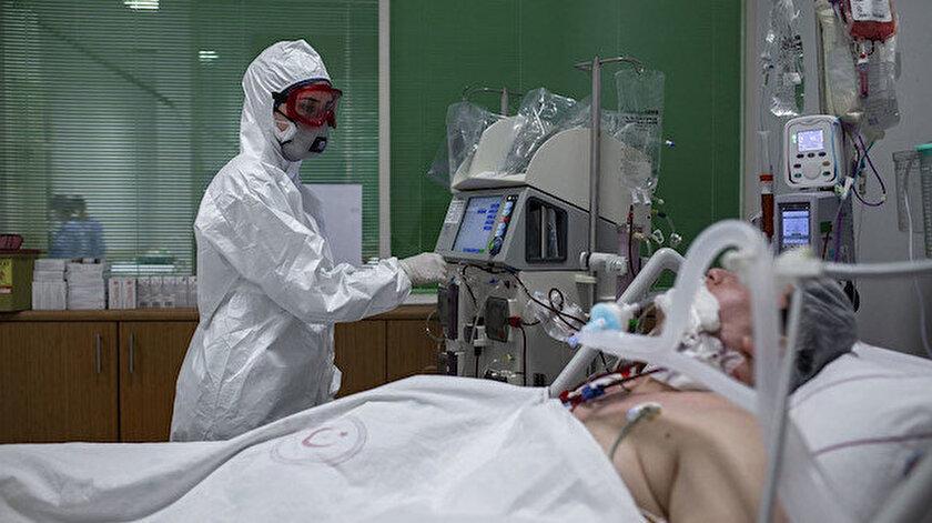 Türkiyenin 12 Ekim koronavirüs tablosu açıklandı