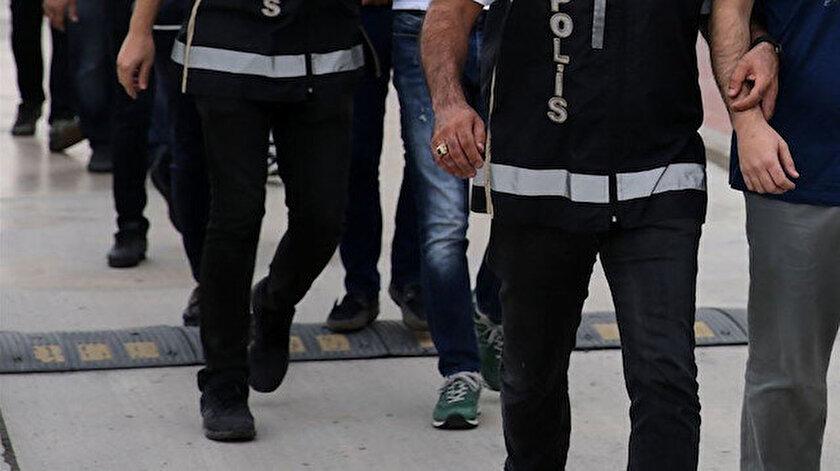 Ankarada FETÖnün mahrem yapılanmasına operasyon: 7 zanlı yakalandı - Son dakika