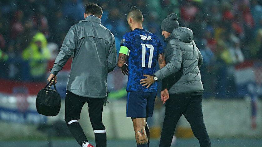 Trabzonsporda Hamsik endişesi: MR sonucu bekleniyor