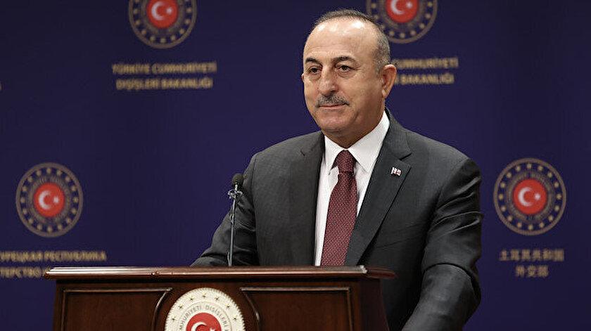 Dışişleri Bakanı Mevlüt Çavuşoğlundan dikkat çeken Afganistan açıklaması: Kabile gitmeyi planlıyoruz