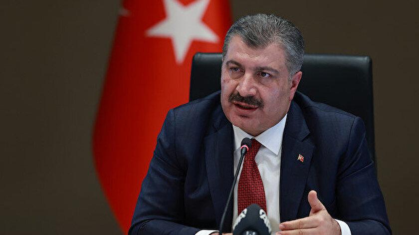 Sağlık Bakanı Kocadan son dakika yerli aşı Turkovac açıklaması
